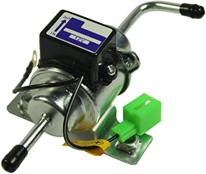 New 12V Universal Low Pressure Gas Diesel Electric Fuel Pump 1//4 tubing 3-5 PSI