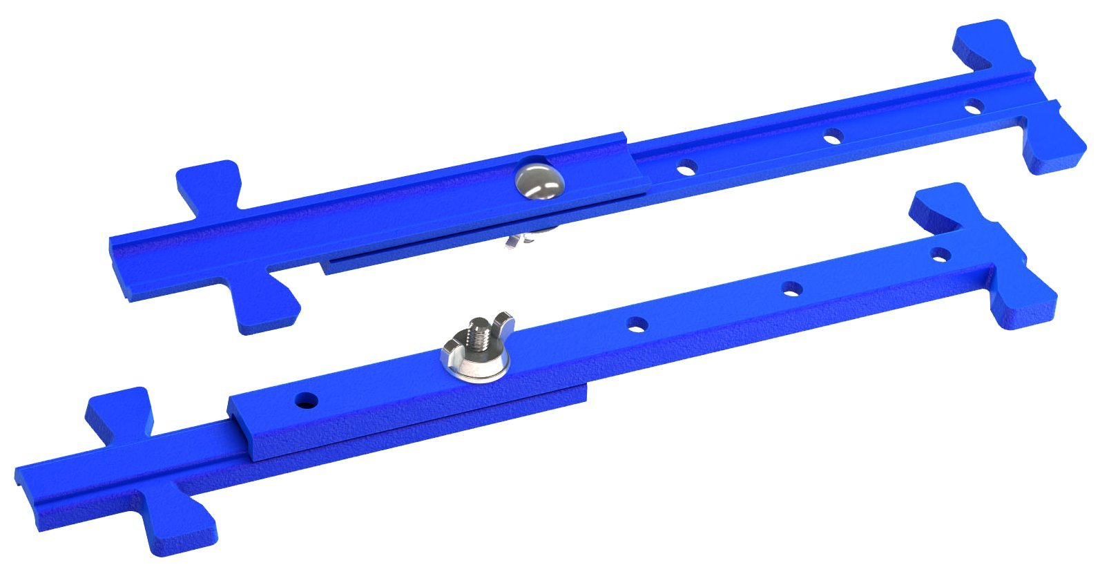 Bon 11-288 4-Inch to 12-Inch Cast Aluminum Adjustable Line Stretchers
