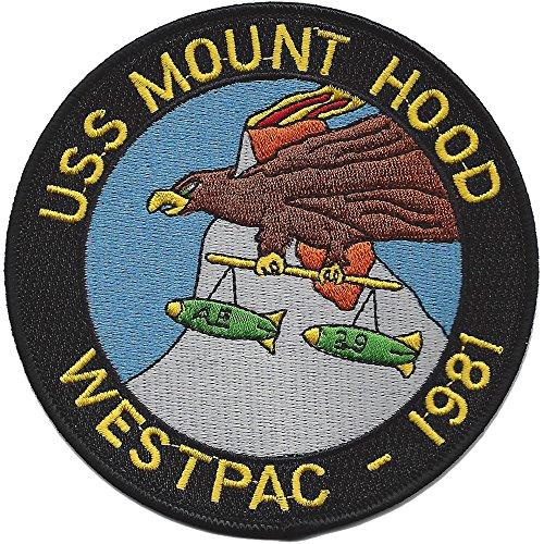 (USS Mount Hood AE-29 Westpac 1981)