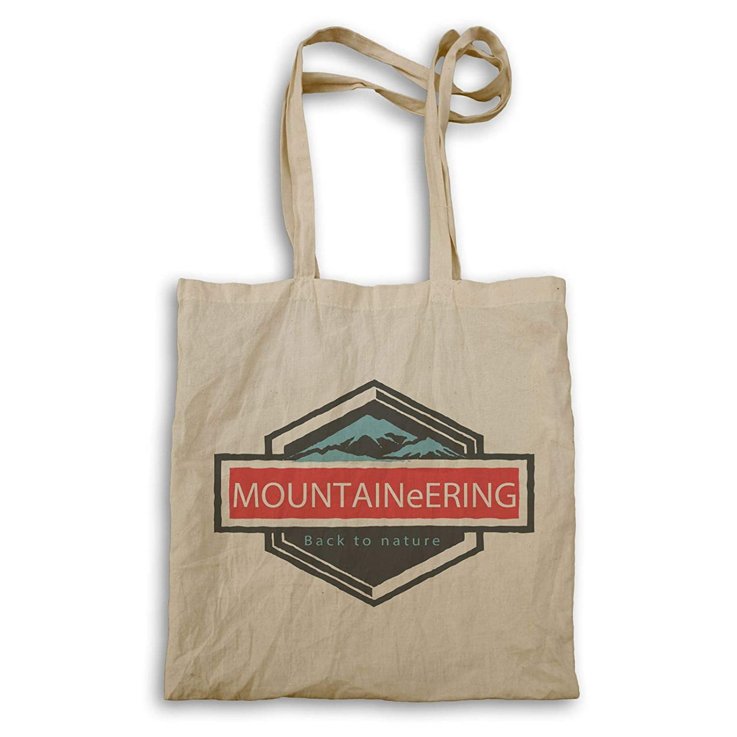 INNOGLEN Mountaineering Back to Nature Sac à Main ee548r