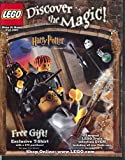 LEGO Shop At Home Catalog Fall 2001 Harry Potter Star Wars ++