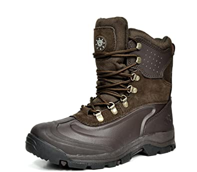 Amazon.com | DREAM PAIRS Men&39s Winter Insulated Laced Up Water