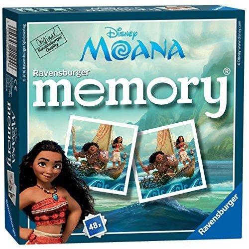Ravensburger 21244 Moana Disney Mini Memory Game