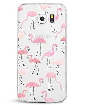 Vanki Funda Samsung Galaxy S7, Suave Soft Transparente TPU Funda Adorable Parachoques Funda Case Cover Carcasa Para Samsung Galaxy S7 (4)