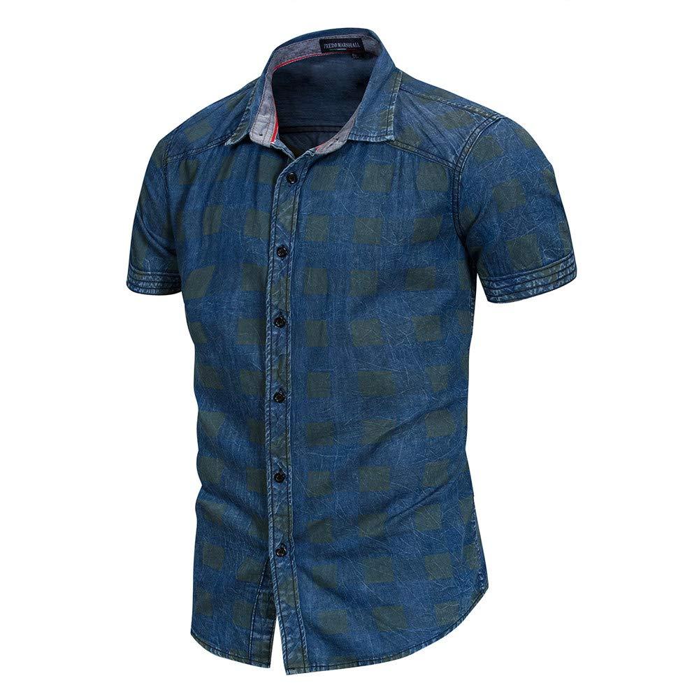 PARTyu Mens Tropical Hawaiian Shirt
