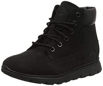 timberland junior black