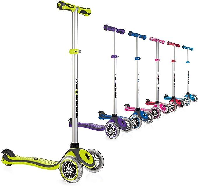Amazon.com: Globber Primo - Patinete de 3 ruedas con altura ...