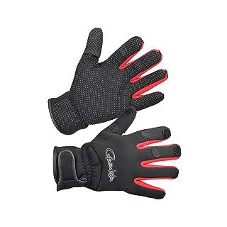 Professionelle Anti Slip Fishing Glove Single Finger-Handschuhe Index-Finger-Schutz Unisex-Elastisches Band-Handschuh Outdoor Angeln Zubeh/ör 1pc Red