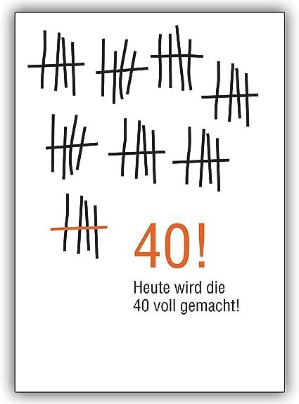 Texte fur geburtstagskarte zum 40