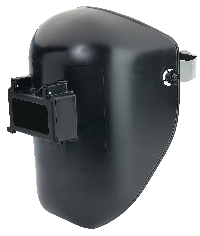 Fibre-Metal by Honeywell 906BK 10 Piece Lift Front Helmet, Black by Honeywell