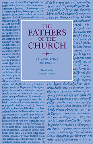 The Trinity (Fathers of the Church Patristic (Trinity Series)