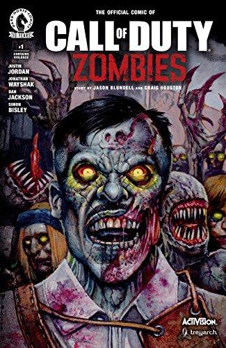 Call Duty Zombies Justin Jordan ebook product image