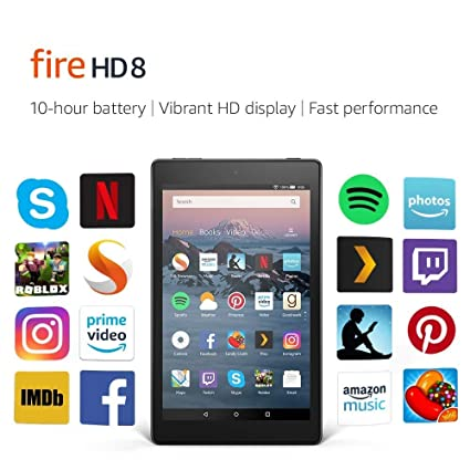 Kindle fire hd 8 battery issues