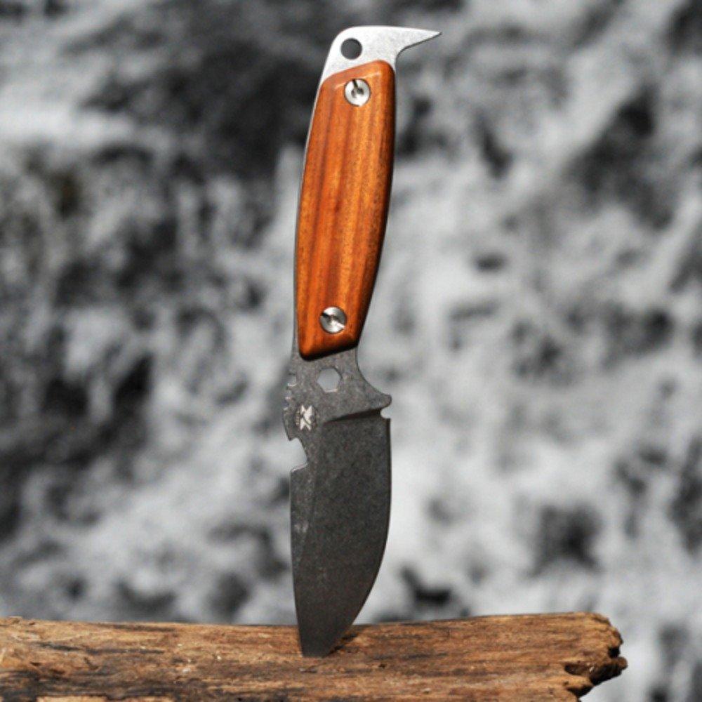 HEST 2 Woodsman Fixed Blade
