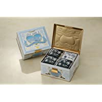 Shiroi Koibito Langue de Chat Cookie with White & Black Chocolate 36 Pieces/Box Shipping from Sapporo [Hokkaido]