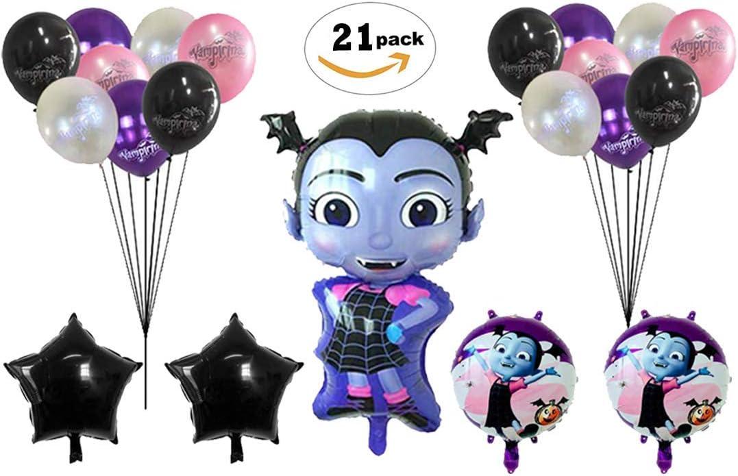 Vampirina balloon set for sale Amazon - 21 pack