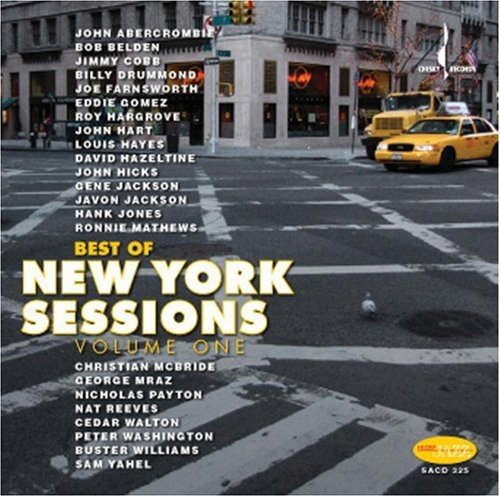 Best of New York Sessions 1 by Chesky Records
