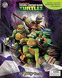 Teenage Mutant Ninja Turtles My Busy Book