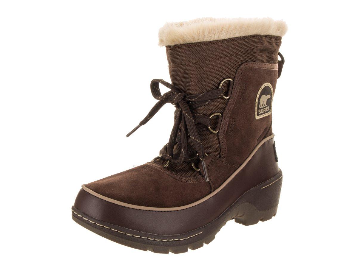 SOREL Womens Tivoli III Snow Boot, Tobacco, 9 B(M) US