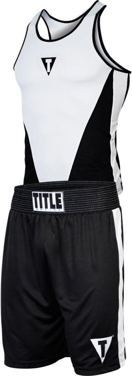 タイトルAerovent Eliteアマチュアボクシングセット3 ブラック/ホワイト Large
