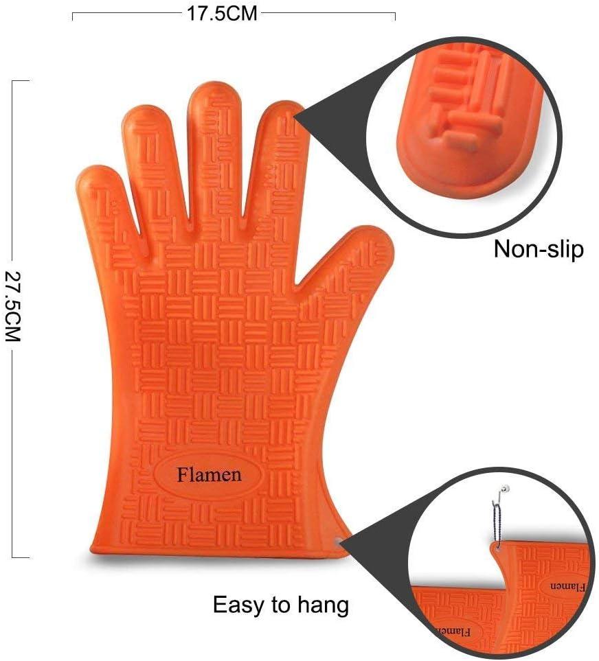guantes de silicona marca flamen