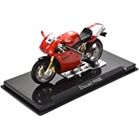 Atlas Ducati 998R 1:24 Ixo Moto Ref: 121