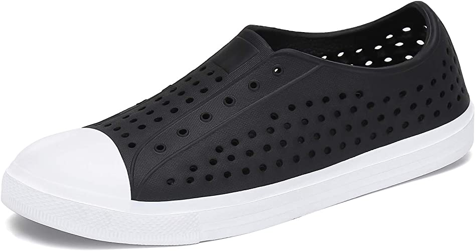 SAGUARO Mens Womens Kids Breathable Water Shoes Beach Sandals Lightweight  Slip-On Garden Clogs Sneaker: Amazon.co.uk: Shoes & Bags