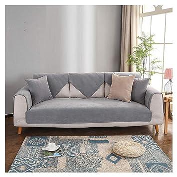 Amazon.com: AOHMG Funda de sofá para seccionales, resistente ...