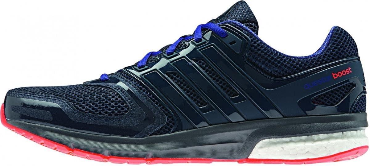 adidas Questra Boost Zapatillas de Running Violet-ouge Talla:44 2/3: Amazon.es: Deportes y aire libre
