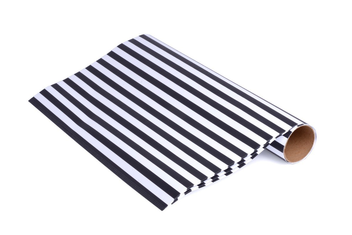 The Laundress Drawer Liners in Classic Scent, 18'' x 24'', Black/White