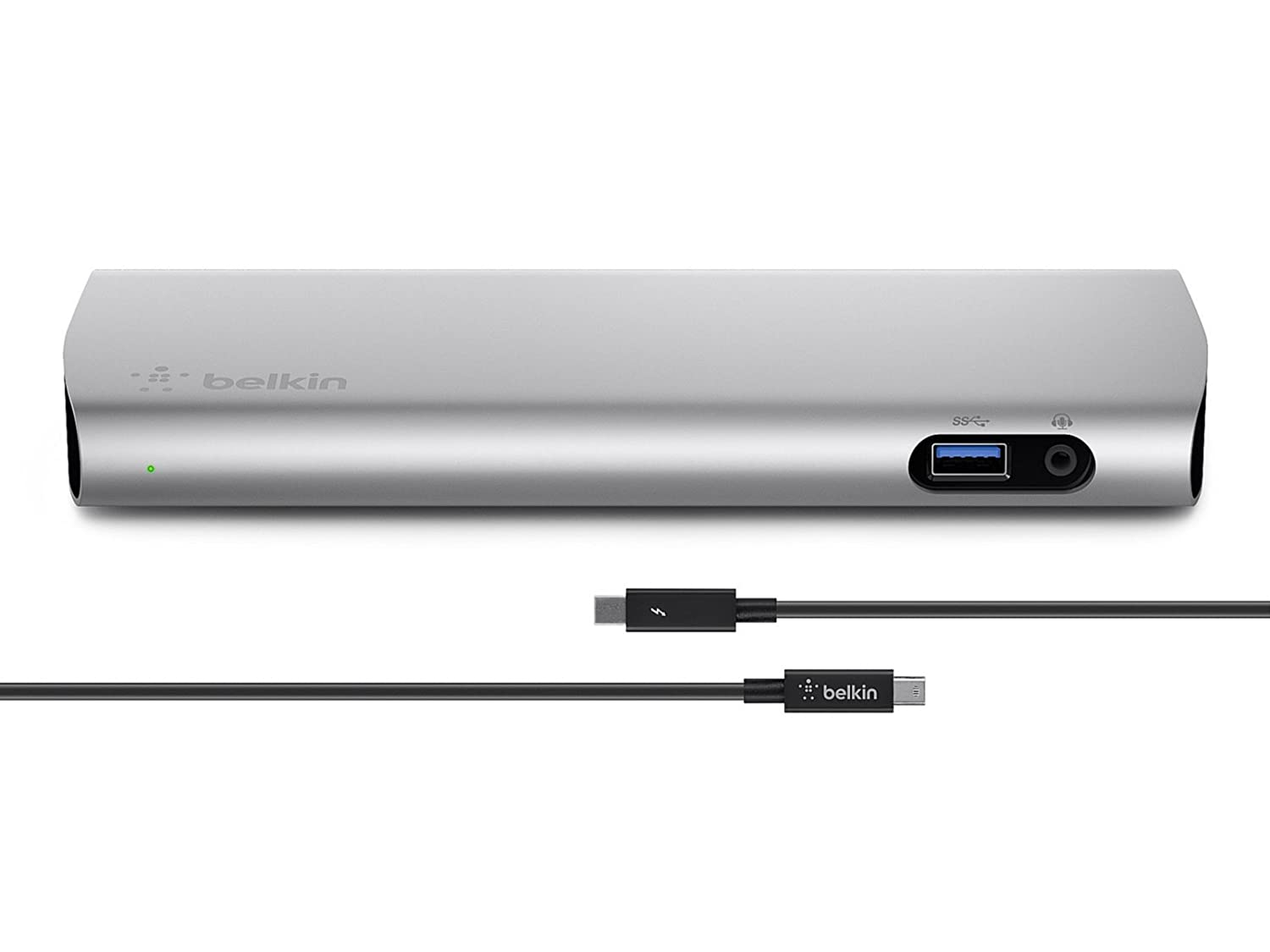 Belkin Docking Station Connecting Up to 8 Devices with 1 m ...