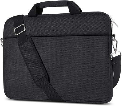 Laptop Bag 15.6 Inch Business Laptop Sleeve Shoulder Messenger Bag