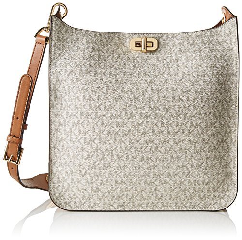 - Michael Kors Sullivan Large N/S Messenger Bag VANILLA