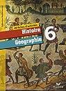 40 Fiches d'activités Histoire Géographie 6e par Ivernel