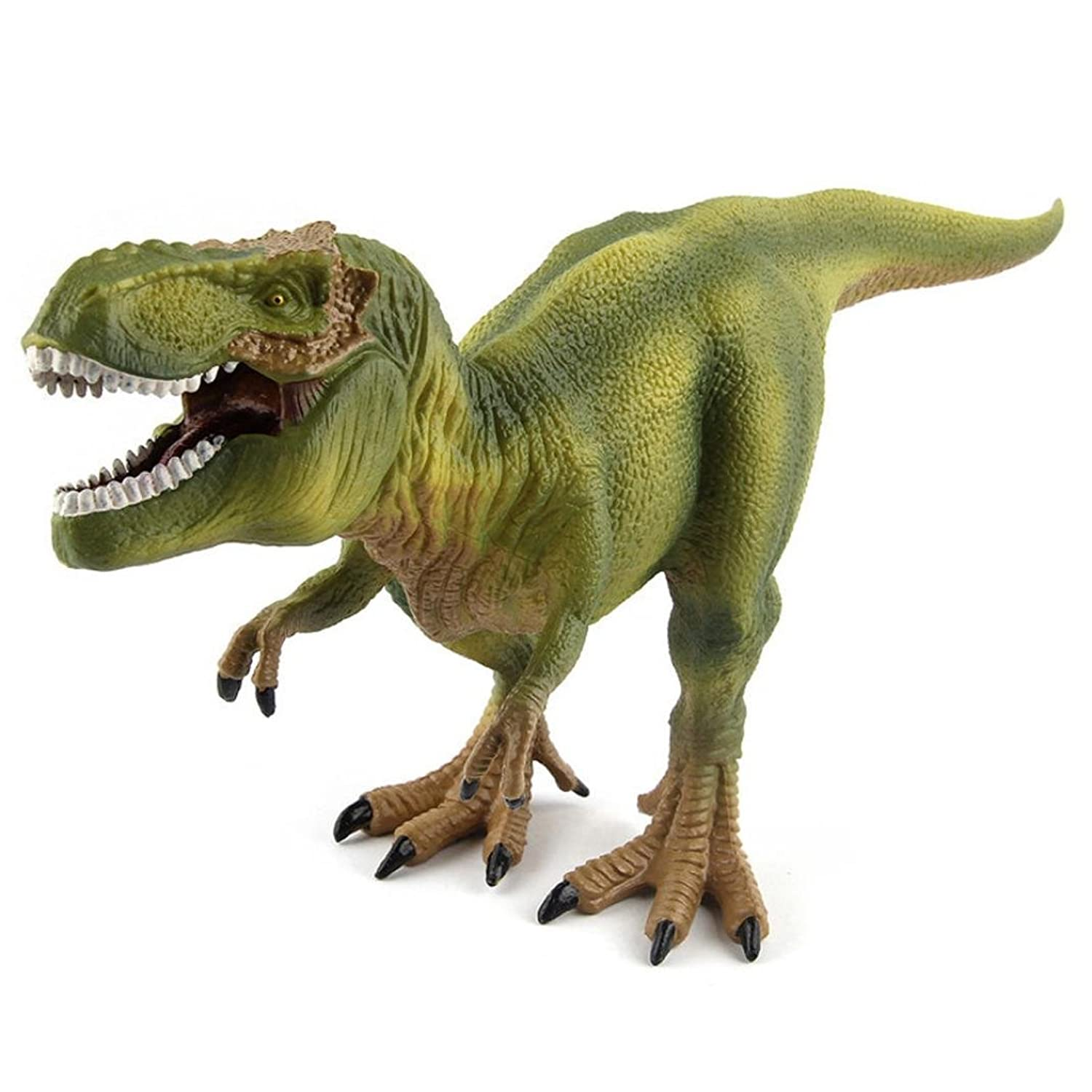 Amiley Hot Sale Educational Simulated Dinosaurs Tyrannosaurus Rex Model Kids Toy Dinosaur Perfect Gift
