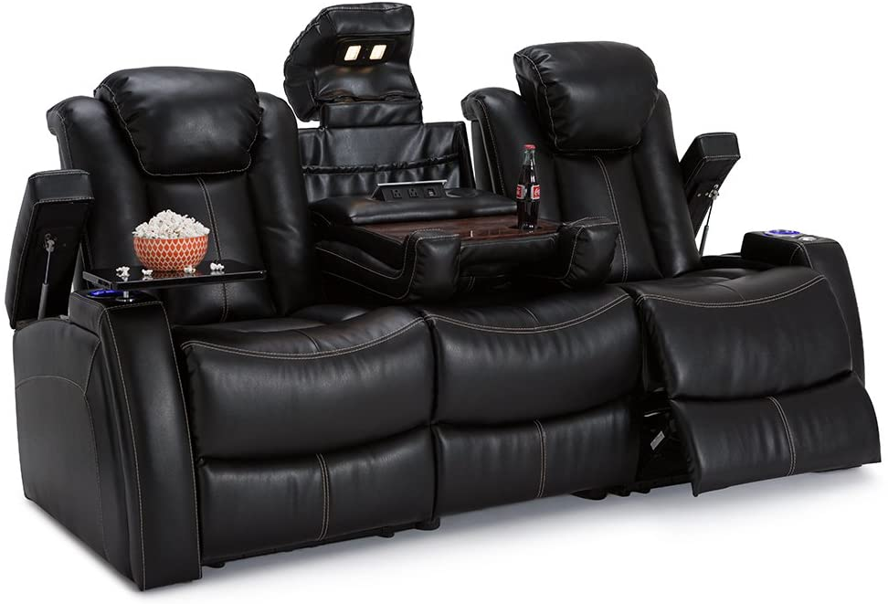 Top 7 Most Comfortable Reclining Sofa [ Buying Guide-2021 ] 2