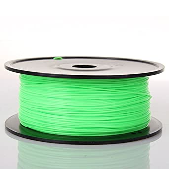 Ponc herish filamento 3d Impresión materiales PLA/ABS 1,75 mm 1 kg ...