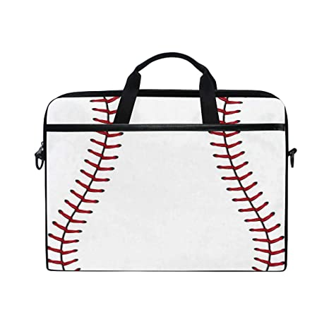 8be5fa221f8f Amazon.com: WXLIFE Sport Ball Baseball Print 13 13.3 14 Inch Laptop ...