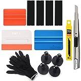 7MO Car Vinyl Wrap Tool Kit for Starter Vinyl Film Installation 1 Set