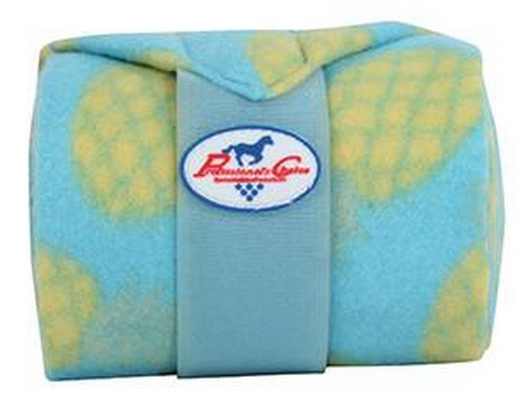 Professional's Choice Polo Wraps Pineapple by Professional's Choice