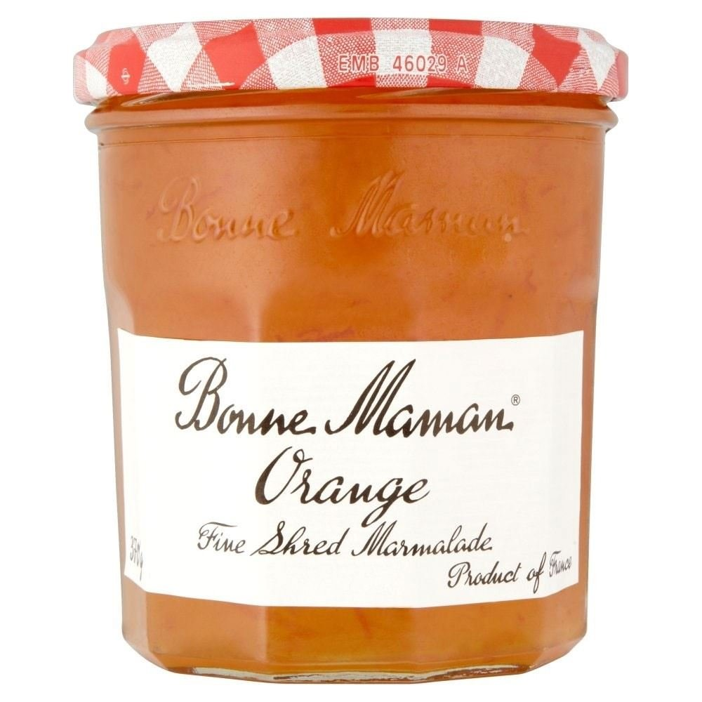 Bonne Maman Orange Marmalade (370g) - Pack of 2
