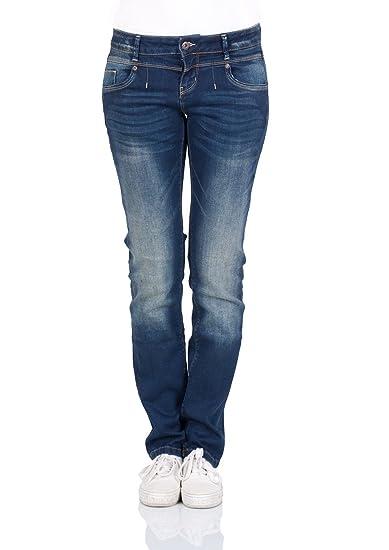 M.O.D. Damen Jeans Rea Regular WI15-2078-1386 Regular Fit Praya Blue, Größe 2c6655d845