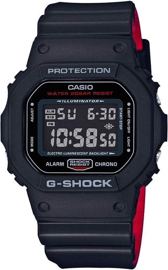 Casio Montres bracelet DW 5600HRGRZ 1ER: : Montres  MTRCH