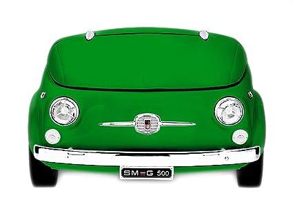 Smeg Kühlschrank Db : Smeg smeg500 v autonome 100l a grün kühlschrank kühlschränke
