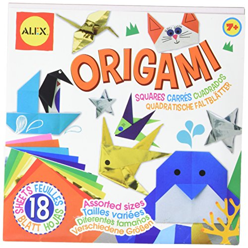 ALEX Toys Craft Origami Squares product image