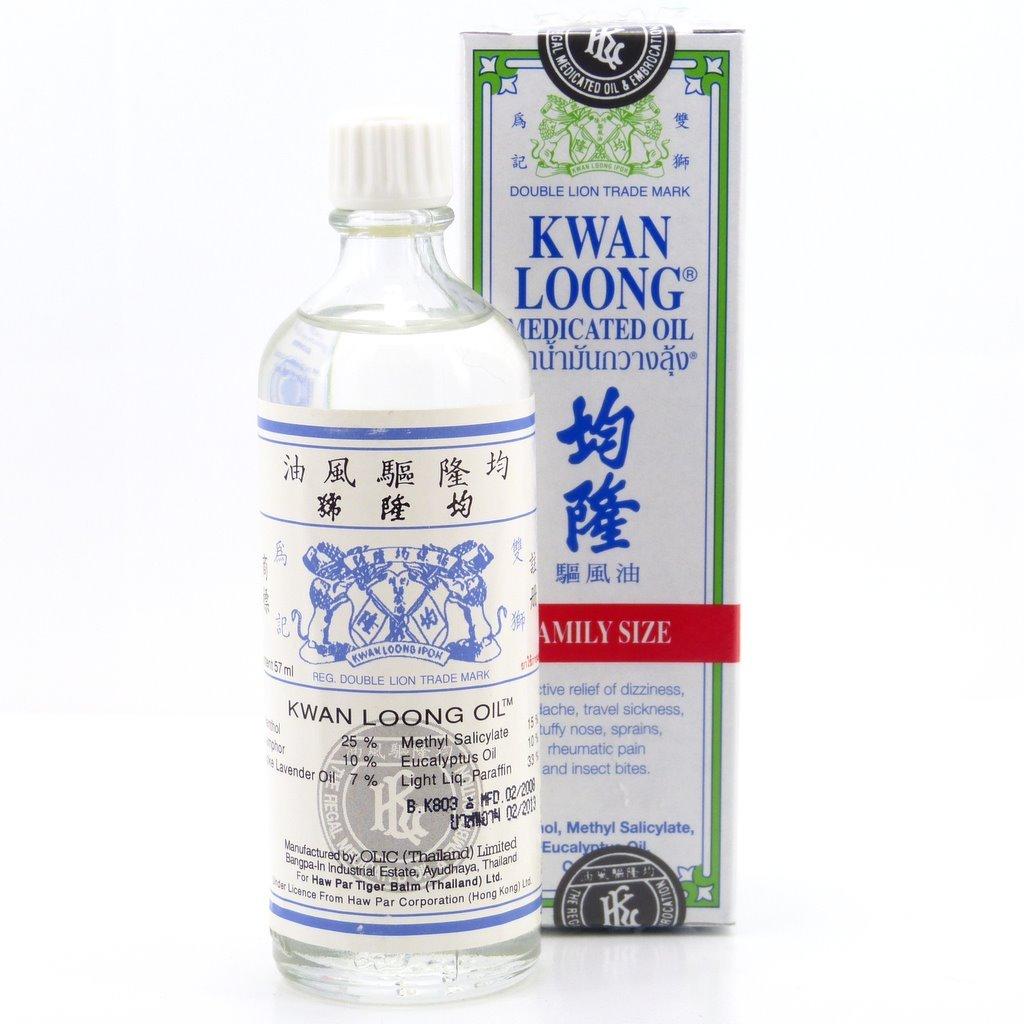 Kwan Loong Oil 50 Ml