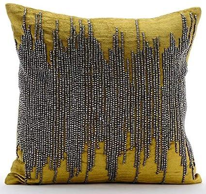 Chartreuse Pillows Decorative