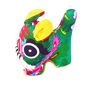 Black Temptation Giocattolo di stoffa creativo per bambini Regali/Decorazione coperta di stoffa Bambole-Tigre