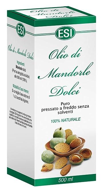 17 opinioni per Esi Olio di Mandorle Dolci- 500 ml
