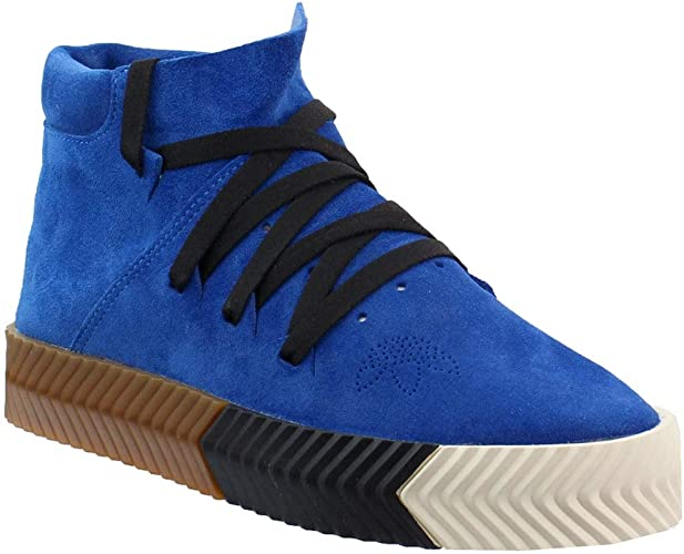 adidas Mens Aw Skate Mid Lace Up
